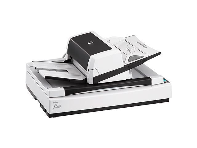 Fujitsu fi Series fi-6770A Duplex Document Scanner