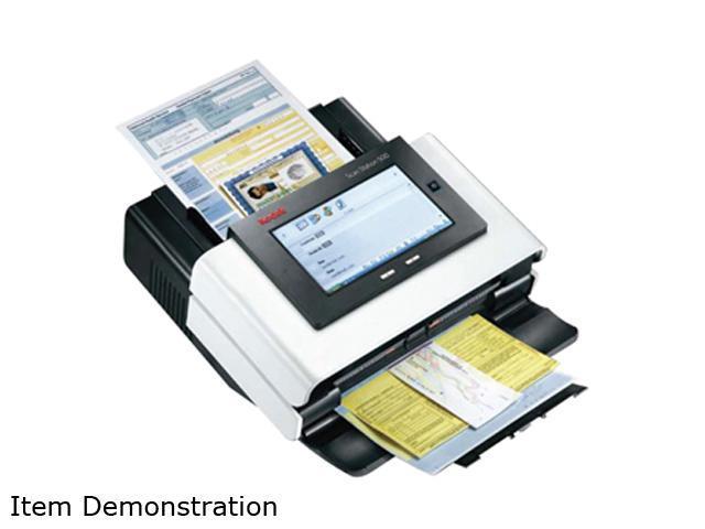 Kodak Scan Station 500 8738056 Sheet Fed Network Scanner