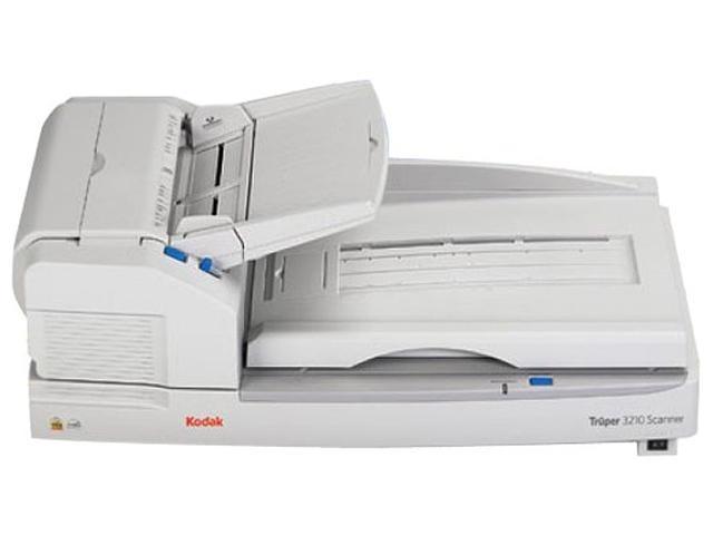 Kodak Truper 3210 (8911448) 24 bit CCD 600 dpi Duplex Flatbed Scanner