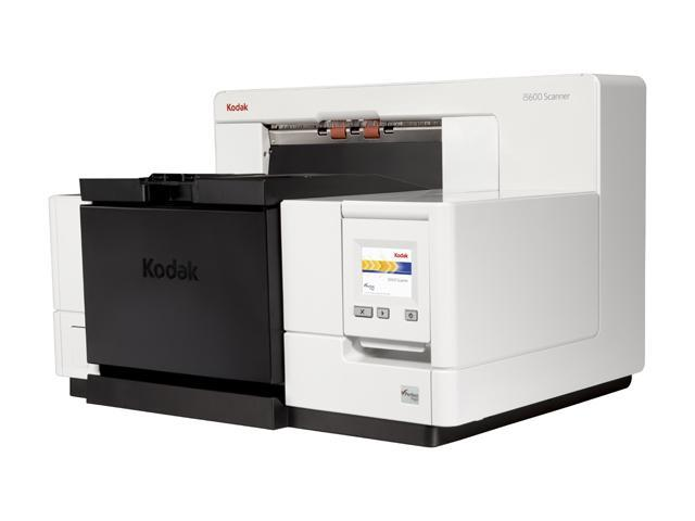 Kodak i5600 (1448497) CCD 600 x 600 dpi Sheet Fed Document Scanner