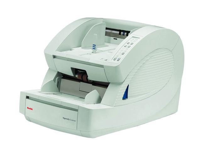 Kodak Ngenuity 9125 (8516254) SharpShooter Trilinear 7.6k CCD 600 x 600 dpi Duplex Document Scanner