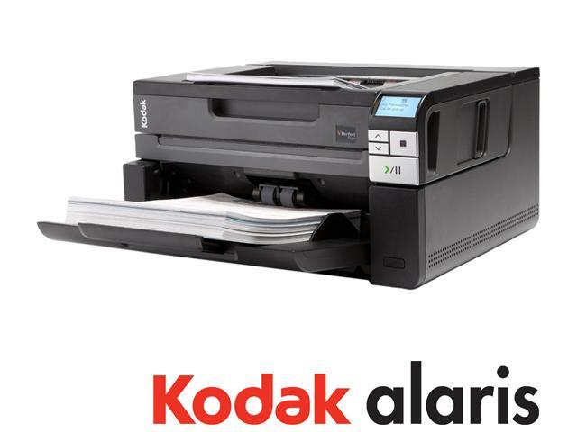 Kodak i2900 (1433283) up to 60 ppm/120 ipm output up to 1200 dpi Dual CCD Flatbed Document Scanner