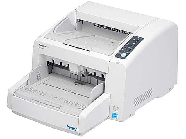 Panasonic KV-S4085CW up to 600 dpi USB Duplex Sheetfeed ADF Document Scanner