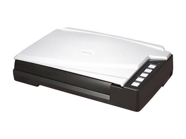 Plustek OpticBook A300 271-BBM21-C USB Interface Flatbed Scanner