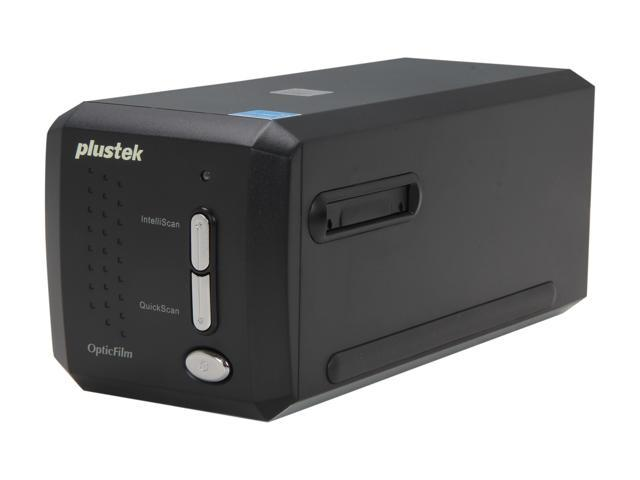 Plustek OpticFilm OF8200i Ai (0783064365338) Up to 7200 dpi USB 35mm Film and Slide Scanner