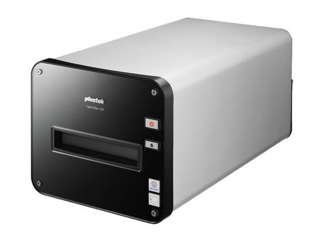 Plustek OpticFilm 120 (783064365642) up to 5300 dpi USB Film and Slide Scanner