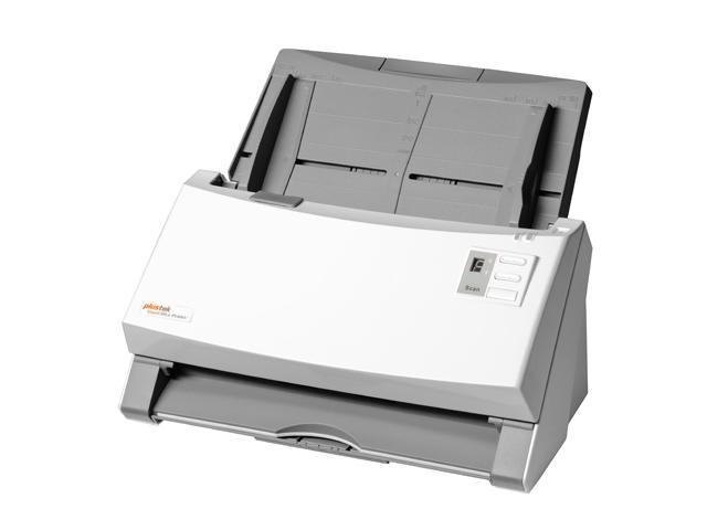 Plustek SmartOffice PS406U (783064424530) Duplex 600 dpi Document Scanner