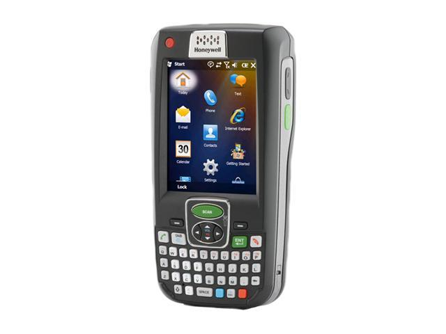 Honeywell Dolphin 9700 Bluetooth Mobile Computer(9700LPWGC3Q11E) - QWERTY model