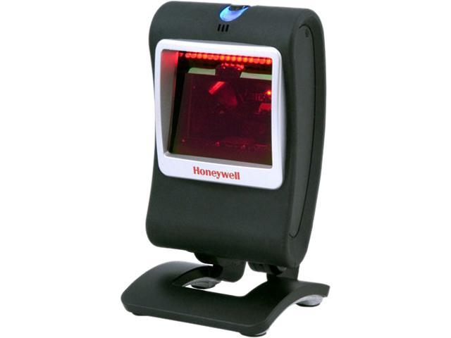 Honeywell MK7580-30A38-00-A Genesis 7580 Multi-Interface Barcode Scanner - 1D, PDF417, 2D, with Cable (Black)
