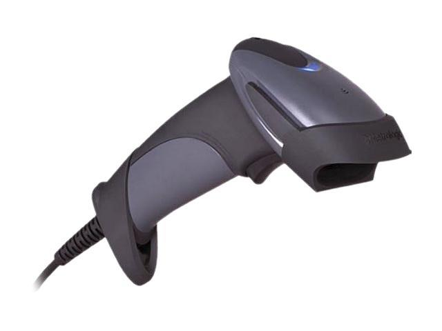 Honeywell MK9590-61B14 Multi-Interface Barcode Scanner with Stand and RS232 PowerLink Cable (Dark Gray)