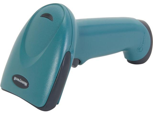 Honeywell 3800gHD Barcode Scanner - KBW, TTL, RS232, USB, Cable Sold Separately (Teal) - OEM