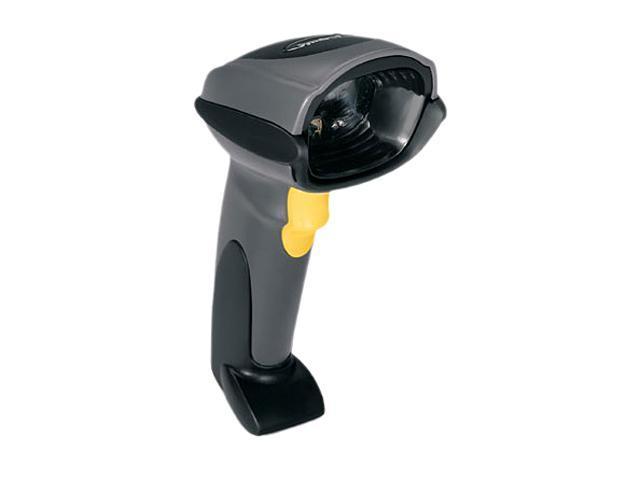 Motorola DS6708-SR20007ZZR Barcode Scanner (Black) – Scanner Only