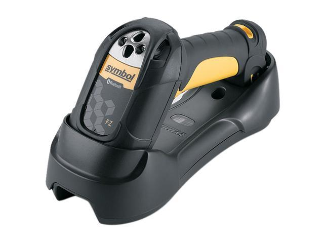 Motorola LS3578-FZBU01000R Barcode Scanner (Yellow) – Power Supply and Line Cord Not Included