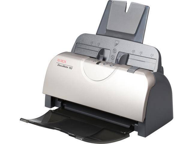 XEROX DocuMate 152 XDM1525D-WU 48 bit 600 x 600 dpi Duplex Scanner