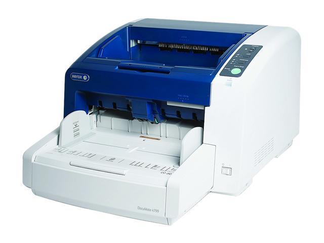 XEROX DocuMate DocuMate 4799 (XDM47995D-WU) Duplex Scanner