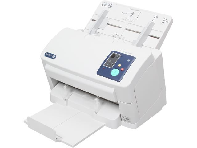 XEROX DocuMate 5460 24 bit 600 dpi Duplex Document Scanner