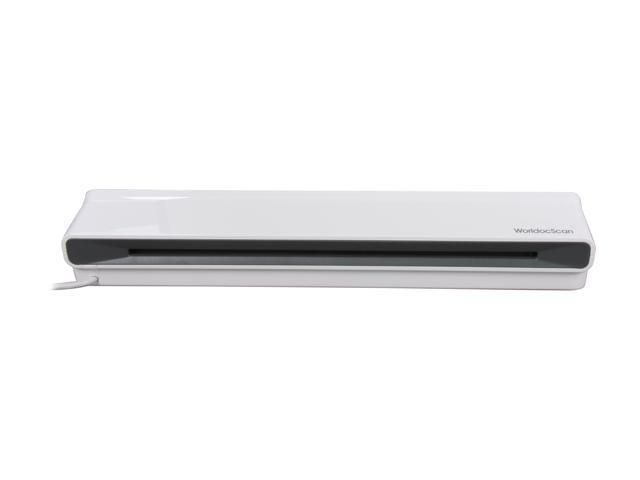 PenPower WorldocScan 410 WDS4101EN Single Pass 600 dpi No-Button And Wall-Mountable A4 Sheet Scanner