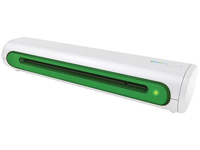 SimpleScan SM46300 Simplex 300 dpi White/Grn Scanner