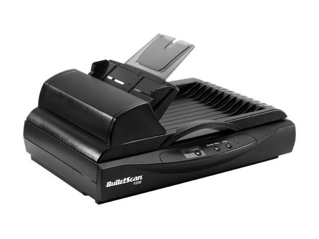 iVina BulletScan F200 up to 600 dpi USB Flatbed Scanner