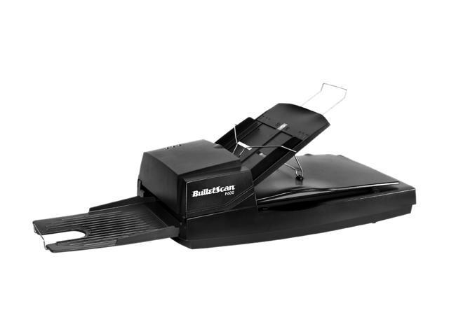 iVina BulletScan F600 Duplex up to 600 dpi USB Flatbed Scanner