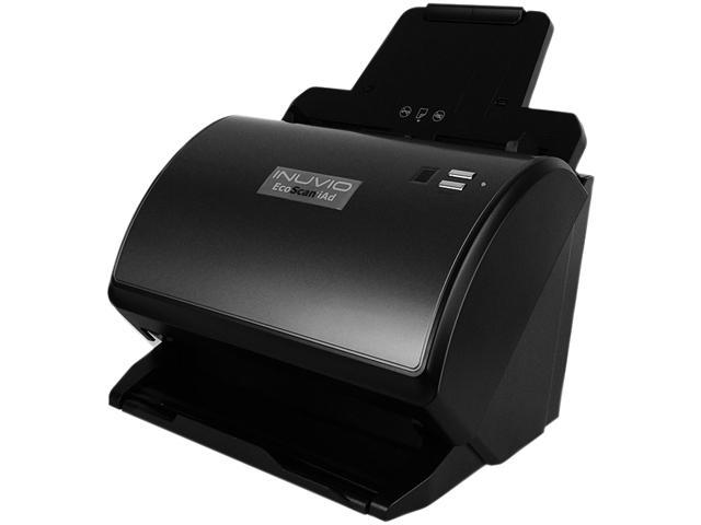 INUVIO ECSC-iAd 48 bit CCD Up to 600 dpi Sheet Fed Document Scanner