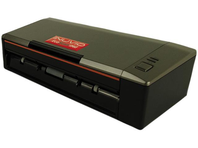 INUVIO ECSC-iMd 48bit CIS Mobile Up to 600 dpi Scanner