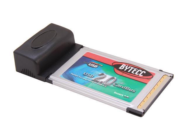BYTECC UC-204 USB PCMCIA Card