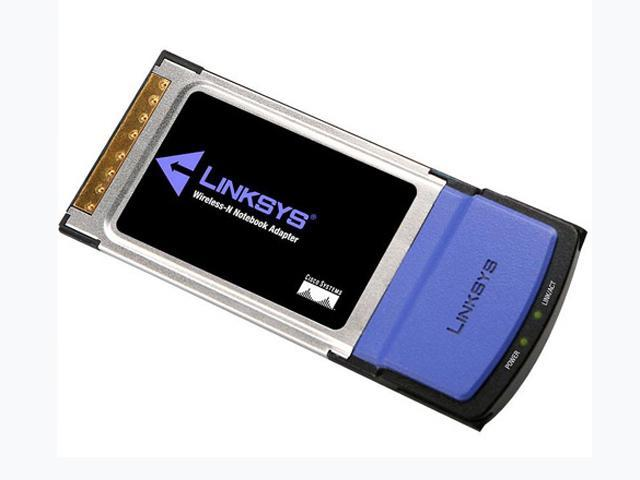 LINKSYS WIRELESS-N NOTEBOOK ADAPTER WPC300N DRIVERS FOR MAC DOWNLOAD
