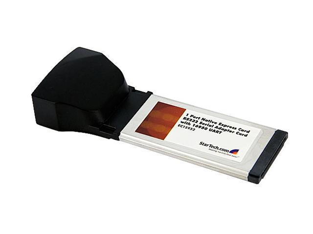 StarTech EC1S952 Serial Ports ExpressCard