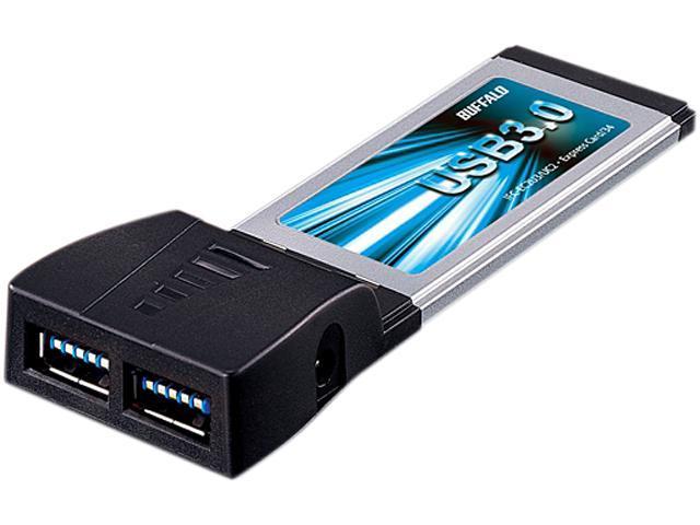 Buffalo IFC-EC2U3/UC2 USB ExpressCard