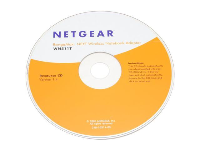 NETGEAR WN511T Notebook Adapter Gigabit Edition