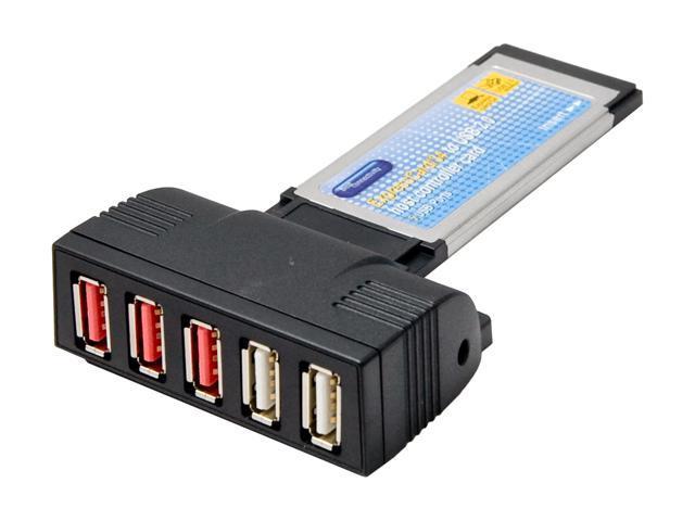 SYBA SD-EXP20030 USB ExpressCard