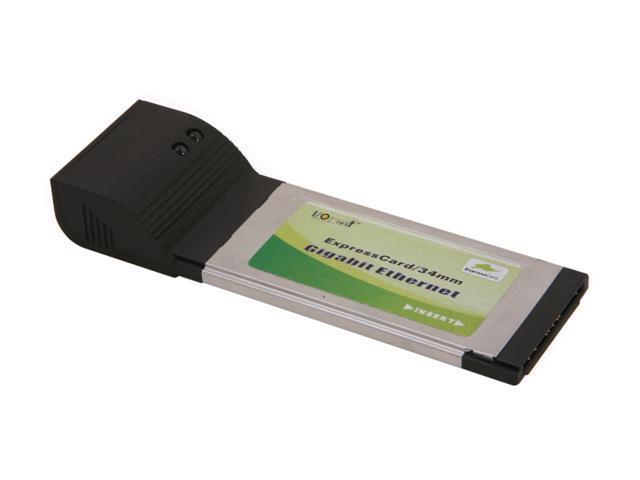 SYBA SY-EXP24006 Gigabit Ethernet 34mm ExpressCard