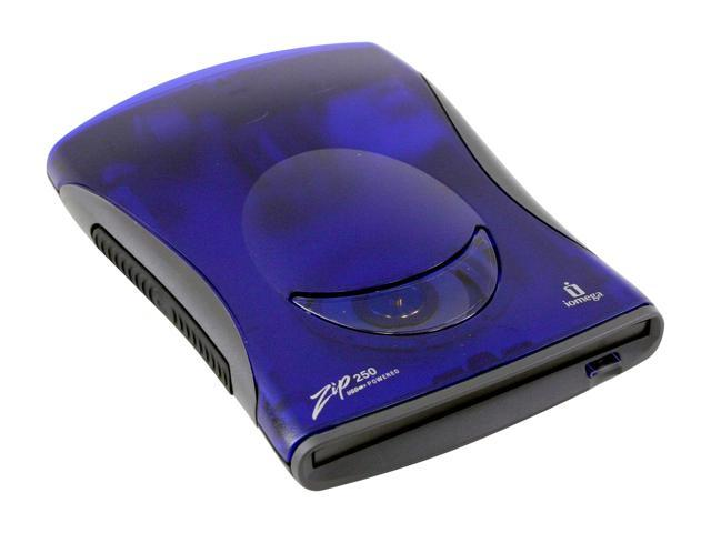 iomega 31310 250MB USB Interface ZIP Drive
