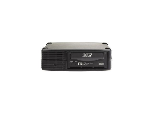 HP StorageWorks AG715A 72GB External USB 2.0 Interface DAT72 SmartBuy Tape Drive
