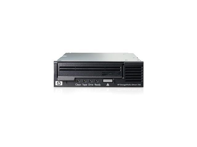 HP StorageWorks EH921SB Black 1.6TB Internal Ultra 320 SCSI Interface LTO Ultrium 4 1760 SmartBuy Tape Drive
