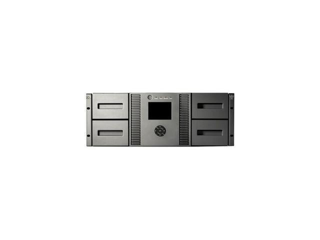 HP AJ038A Black 76.8TB LTO Ultrium 4 StorageWorks MSL4048 Tape Library