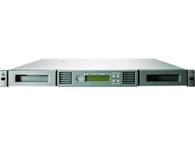 HP BL541B 24TB LTO-5 Ultrium 3000 Storage 1/8 G2 Tape Autoloader