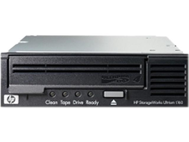 HP EH921B Black 1.6TB Internal Ultra320 LVD SCSI Interface LTO-4 Ultrium 1760 Tape Drive