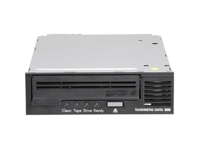 Tandberg 3501-LTO Black 1.6TB Internal Ultra 320 SCSI Interface LTO Ultrium 4 HH Tape Drive Bare