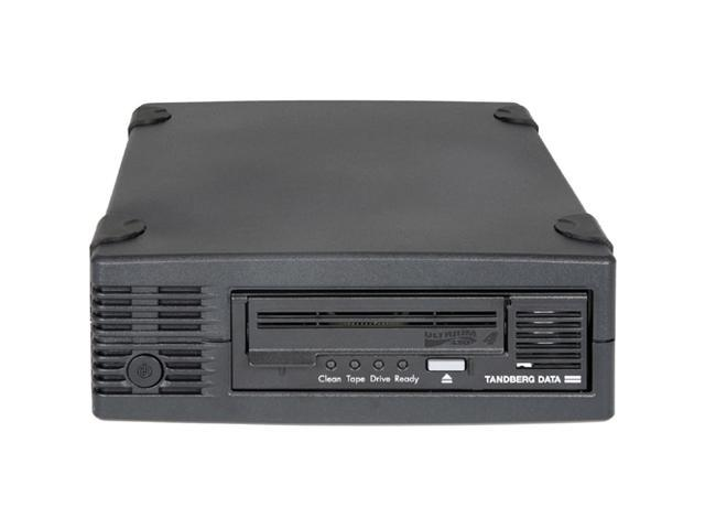 Tandberg 3513-LTO 1.6TB External SAS Interface LTO Ultrium 4 HH Tape Drive Kit