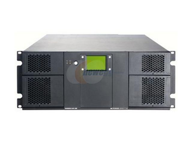 Tandberg StorageLibrary T40+ 8147-LTO 38.4TB 4U Rackmount SCSI LVD & 10 base T Ethernet Interface LTO Ultrium 4 HH Tape Library