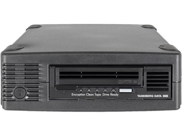 Tandberg 3530-LTO Black 3TB External Fibre Channel Interface LTO Ultrium 5 Tape Drive