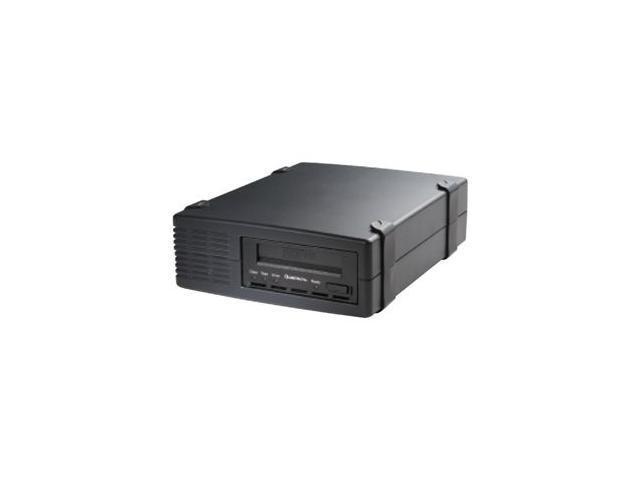 Quantum CD160UE-SST Black 160GB Tabletop USB 2.0 Interface DAT160 Tape Drive