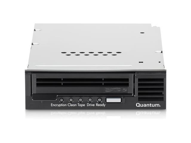 Quantum TC-L52AN-BR Black 3TB Internal 6Gb/s SAS Interface LTO Ultrium 5 Half Height Tape Drive (Bare Drive)
