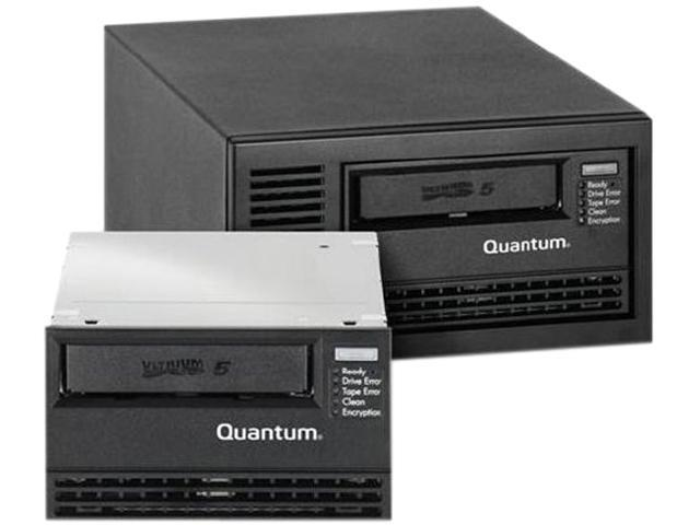 Quantum TC-L53CN-AR Black 3TB LTO Ultrium 5 Half Height Tape Drive