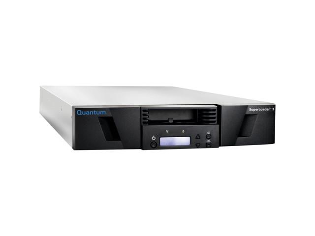 Quantum EC-L2FAE-YF-B Black LTO Ultrium 4 Tape Autoloader, Model B