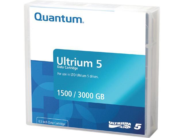 Quantum MR-L5MQN-01-20PK 3TB LTO Ultrium 5 Data Cartridge
