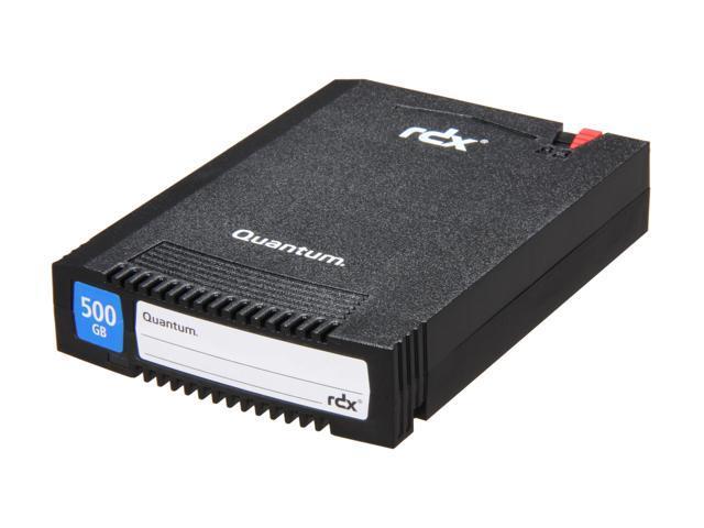 Quantum MR050-A01A External RDX Cartridge Hard Drive