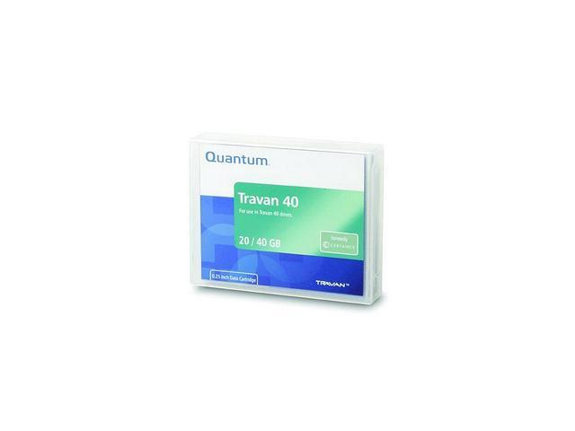 Quantum CTM40-3 20/40GB Travan Tape Media 3 Packs